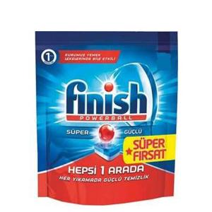 قرص ماشین ظرفشویی فینیش (finish) همه کاره 100 عددی |