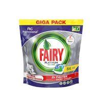قرص ماشین ظرفشویی فیری - Fairy جار پلاتینیوم 84 عددی
