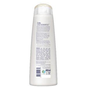 شامپو Dove مراقبت روزانه برای موهای معمولی (400ml)