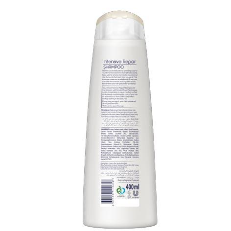 شامپو Dove مخصوص موهای آسیب دیده (400ml)