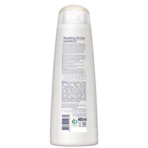 شامپو Dove مخصوص موهای خشک و زبر (400ml)