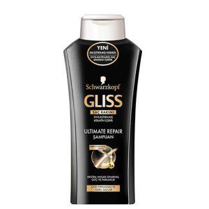 شامپو گلیس (GLISS) مناسب موهای فرسوده و خشک (525ml)