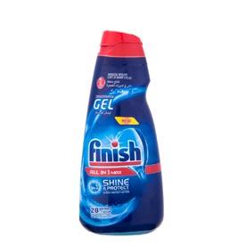 ژل ماشین ظرفشویی فینیش (finish) همه کاره (650ml)