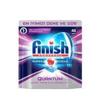 قرص ماشین ظرفشویی فینیش (finish) کوانتوم  40 عددی