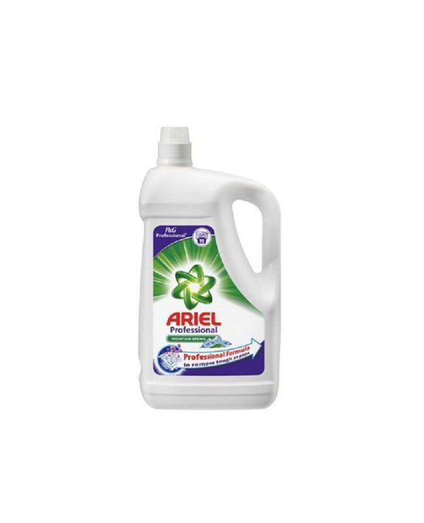 مایع ماشین لباسشویی آریل Ariel رایحه نسیم کوهستان 4.55 لیتری