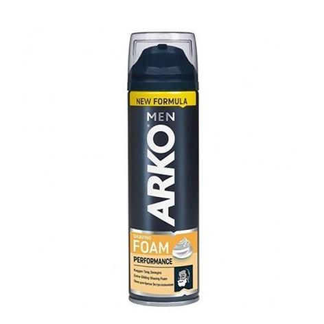 فوم اصلاح  ارکو ARKO مدل PERFORMANCE در حجم 200 میلی لیتر
