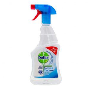 اسپری پاک کننده سطوح Dettol حجم (500ml)