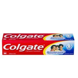 خمیردندان خانواده Colgate حجم (100ml)