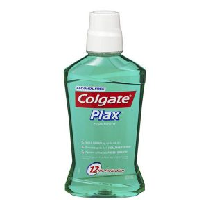 دهان شوی Colgate با طعم نعناع (500ml)