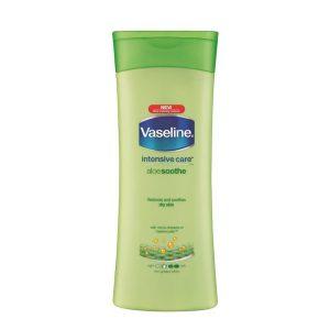 لوسیون Vaseline تسکین دهنده (400ml)