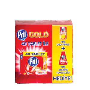 ست ماشین ظرف شویی Pril Gold