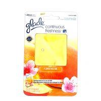 خوشبو کننده هوا گلید glade مدل کارتی رایحه flower nectar
