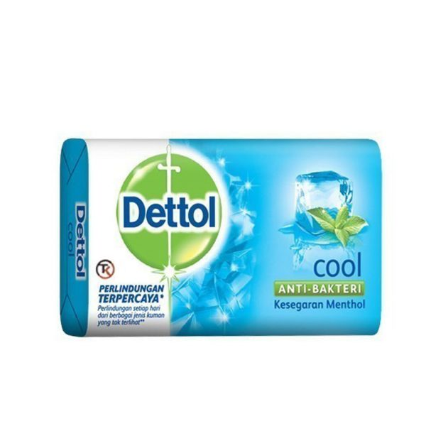 صابون Dettol آنتی باکتریال خنک کننده (105gr)