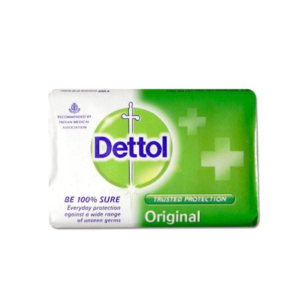 صابون Dettol آنتی باکتریال اصلی (105gr)