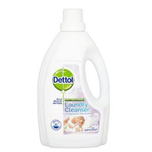 مایع ضد عفونی کننده لباس Dettol حجم (1.5l)
