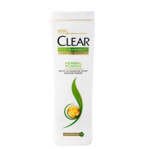 شامپو CLEAR ضد شوره بانوان ، کنترل چربی پوست سر (400ML)