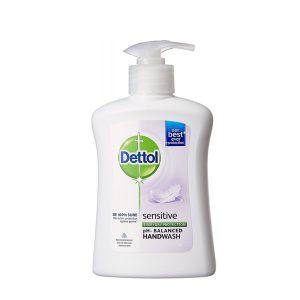 مایع دستشویی Dettol ضد حساسیت (200ml)