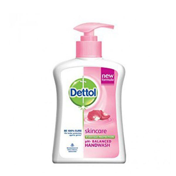مایع دستشویی Dettol مراقب پوست (200ml)