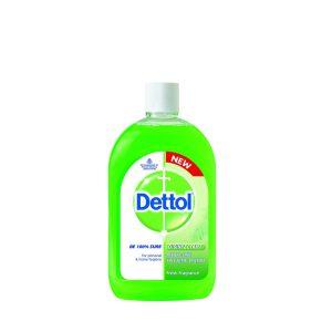 مایع ضد عفونی کننده Dettol حجم (200ml)