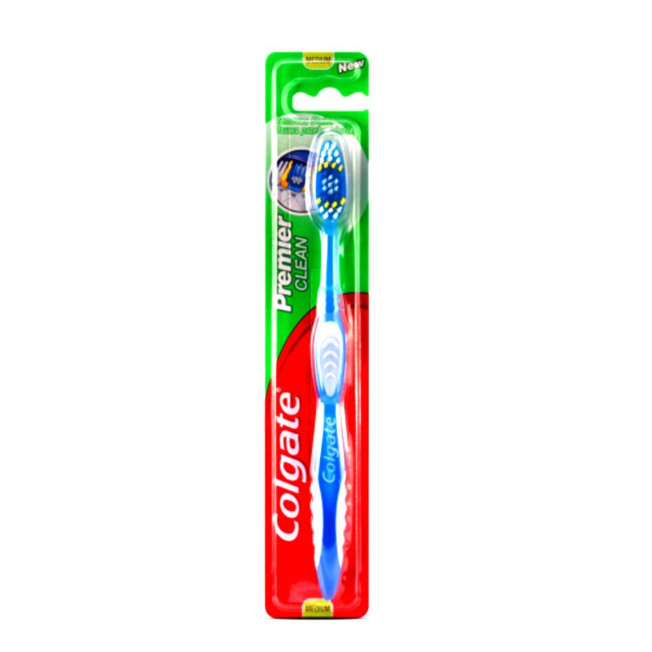 مسواک کلگیت Colgate مدل Premier Clean , MEDIUM