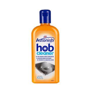 کرم پاک کننده Astonish مناسب اجاق گازهای شیشه ای و سرامیکی