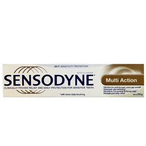 خمیر دندان چند کاره Sensodyne وزن (100gr)