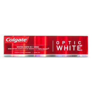 خمیر دندان Colgate مدل Opotic WHITE حجم (75ml)