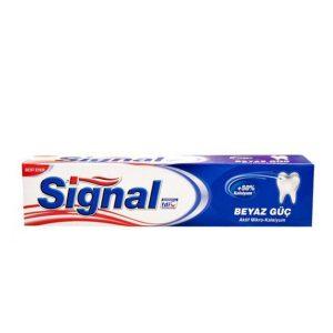 خمیر دندان Signal سفید کننده (125ml)
