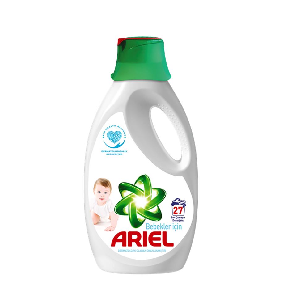 مایع ماشین لباسشویی آریل (Ariel) مخصوص لباس کودک (1.320L)