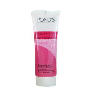 ژل شستشوی صورت POND'S مدل white beauty حجم (100gr)