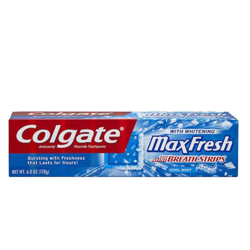 خمیر دندان کلگیت Colgate مدل Max Fresh Blue حجم (100ml)