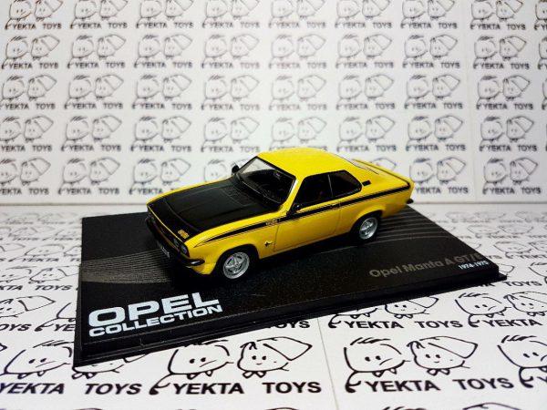 Opel Manta A GT / E