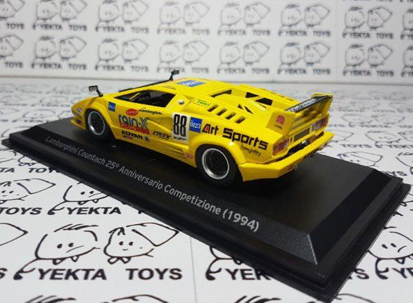 Lamborghini Countach 25° Anniversario Competizione