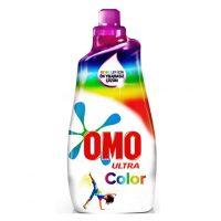 مایع لباسشویی امو OMO مناسب لباس های رنگی (1400ml)