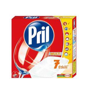قرص ماشین ظرفشویی پریل (Pril) 15 عددی