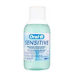 دهان شوی Oral-B ضدحساسیت (300ml)