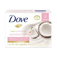 صابون داو Dove با عصاره نارگیل (۱۳۵gr)