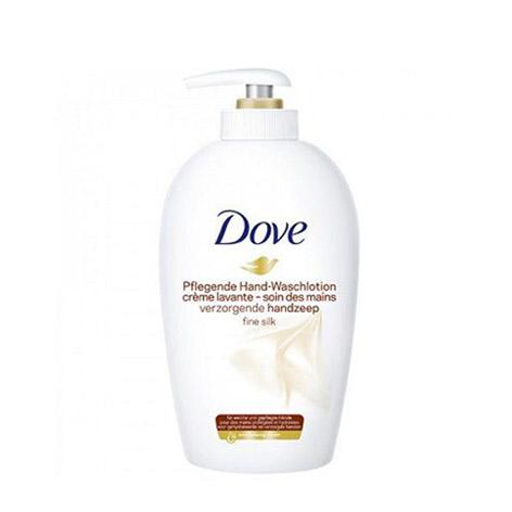 مایع شستشوی دست داو  Dove عصاره ابریشمی (250ml)