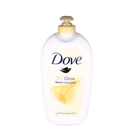 مایع شستشوی دست داو Dove عصاره ابریشم (500ml)
