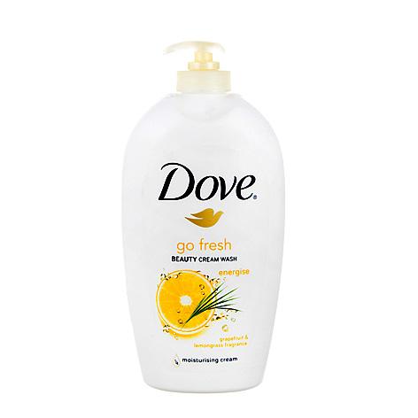 مایع شستشوی دست داو Dove عصاره گریپ فروت و گلبرگ لیمو (500ml)