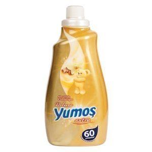 نرم کننده و خوشبو کننده لباس Yumos با رایحه ارکیده طلایی (۱۴۴۰ml)