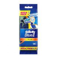 خود تراش Gillette مدل Blue 2 (بسته 14 عددی)
