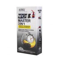 کاندوم Nach KODEX مدل MASTER 3 IN 1