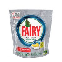 قرص ماشین ظرفشویی فیری (Fairy) پلاتینیوم 27 عددی
