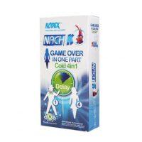کاندوم Nach KODEX مدل GAME OVER