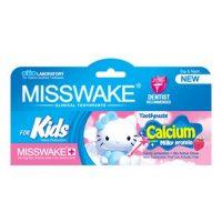 خمير دندان کودک MISSWAKE میسویک مدل kitty حجم (50ml)