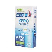 کاندوم ناچ کدکس - Nach KODEX مدل ZERO INVISIBLE