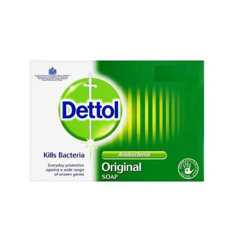 صابون دتول – Dettol مدل اورجینال وزن (100gr)