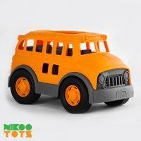اتوبوس اسباب بازی مدرسه