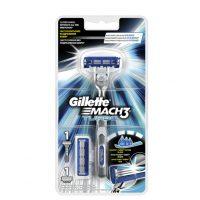 خودتراش ژیلت Gillette مدل MACH3 TURBO تک یدک